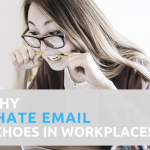 why i hate email echoes in many workplaces and how to change that